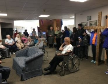 Stations at the Nursing Home 2017